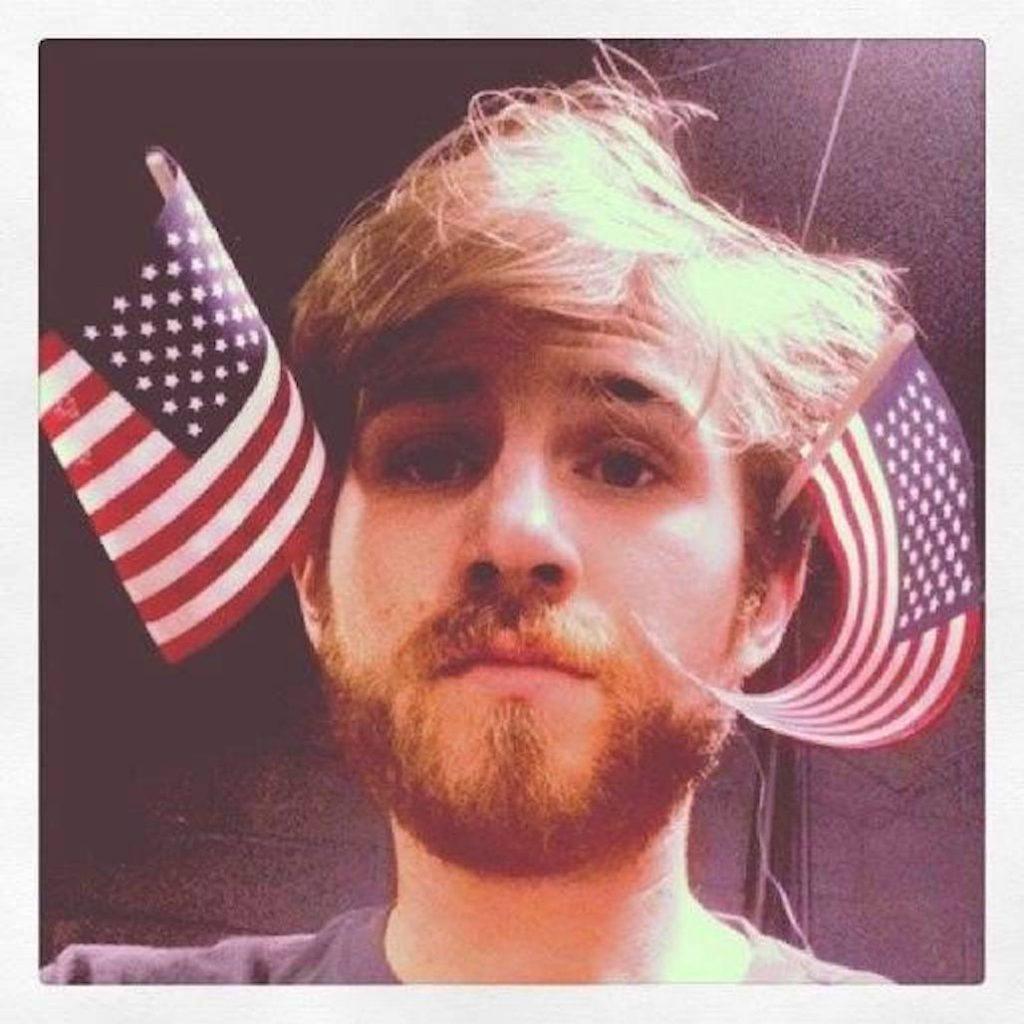 Noah Voelker being American